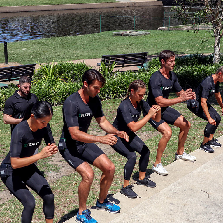 Train SMARTER Not HARDER with EMS Body Training