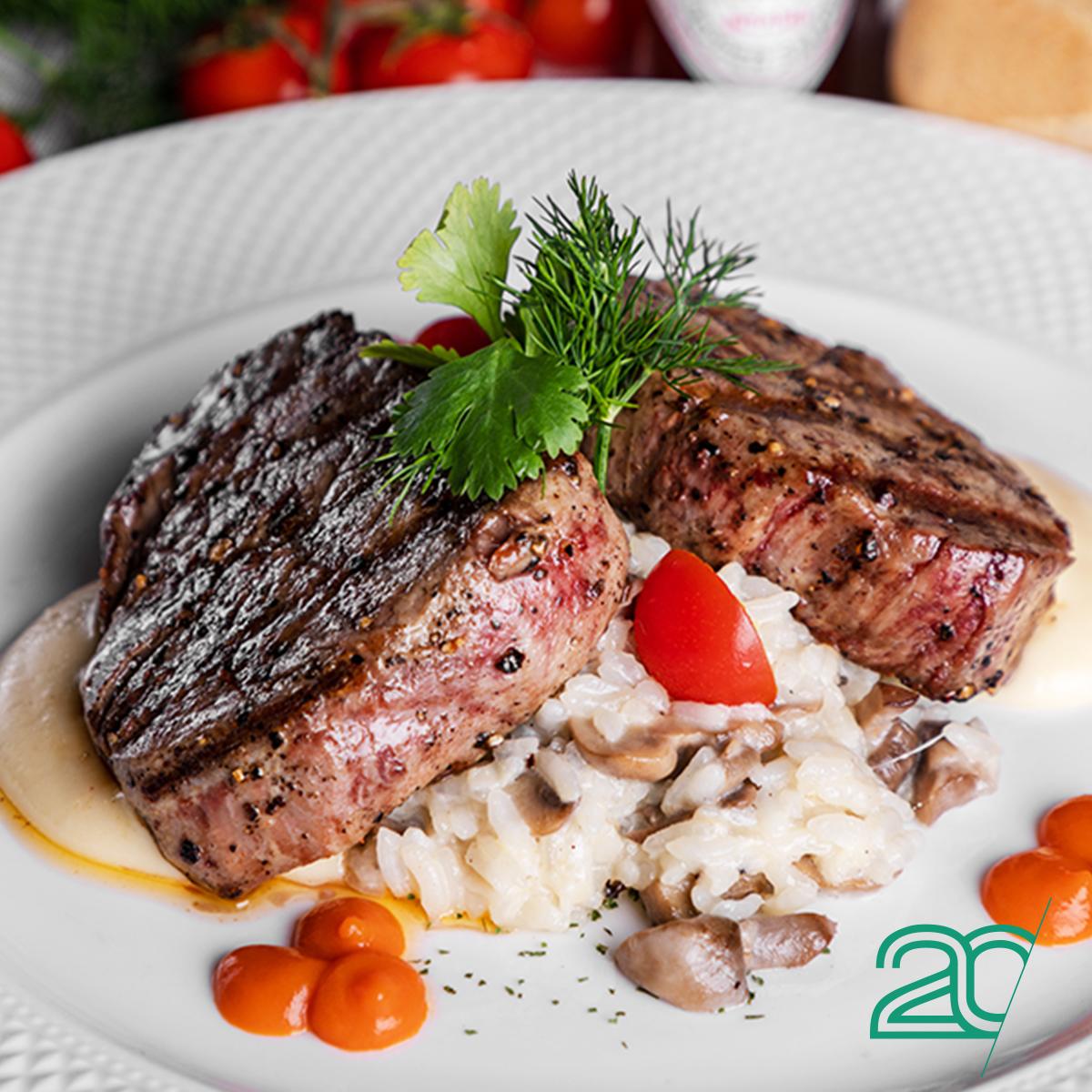 Meat Steak Dish