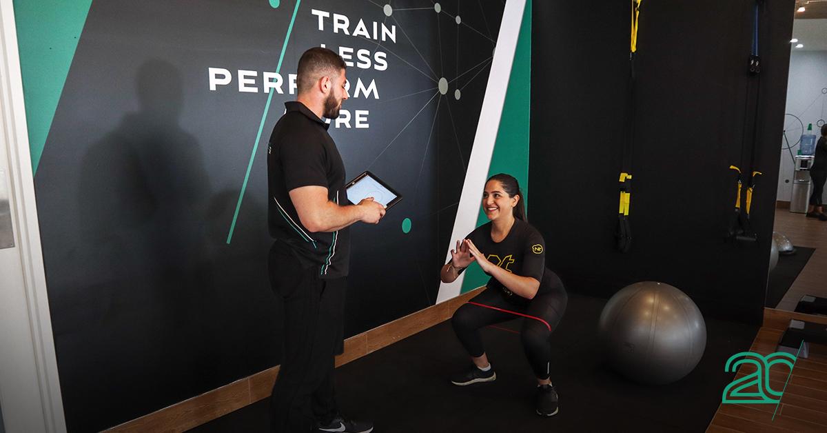 20PerFit EMS Training Indoor